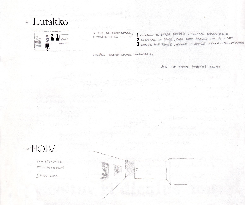 plans for set-up Holvi Museum